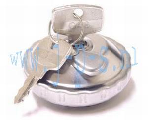 TANKDOP SLOT MODEL CAWI (BAJONET) EDELSTAAL