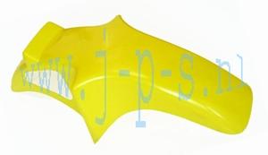VOORSPATBORD AERO PLASTIC GEEL