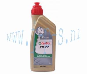 TWEETAKT OLIE CASTROL XR 77  1 LTR