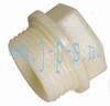 CENTREERDOP (PLASTIC) KOPPELINGSAS 2/3/4VERSN