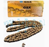 KETTING 100 SCHAKELS 1E KW IRIS GSX GOLD