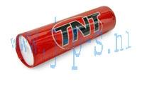 STUUR PROTECTOR (STUURRUBBER) ROOD 16CM TNT
