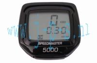 KILOMETERTELLER/SNELHEIDSMETER SPEEDMASTER 5000