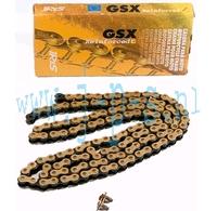 KETTING 128 SCHAKELS 1E KW IRIS GSX GOLD